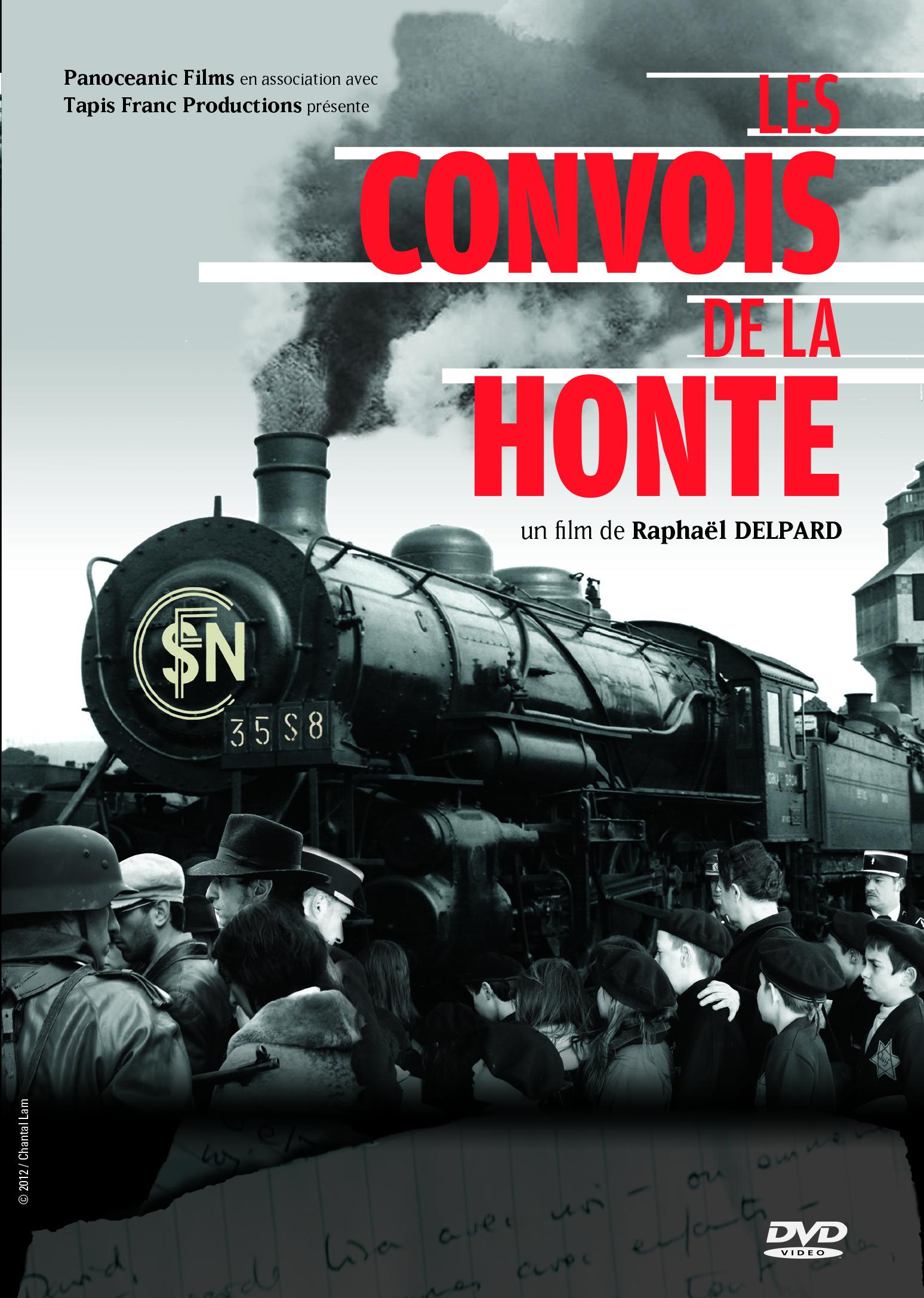 CONVOIS DE LA HONTE (LES) - DVD