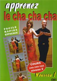APPRENEZ LE CHA CHA CHA - MOYEN - DVD