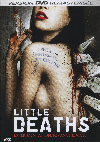 LITTLE DEATHS - REMASTERISE - DVD