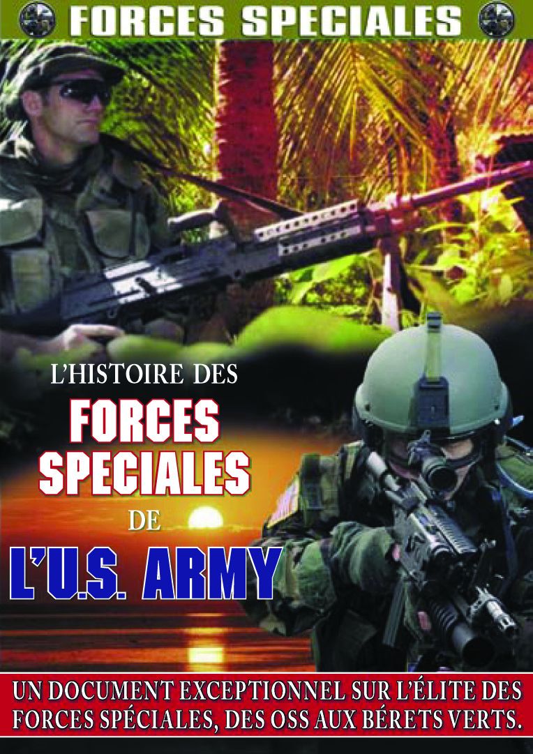 FORCES SPE DE L'US ARMY - DVD