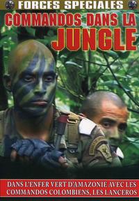 COMMANDOS DANS LA JUNGLE - DVD