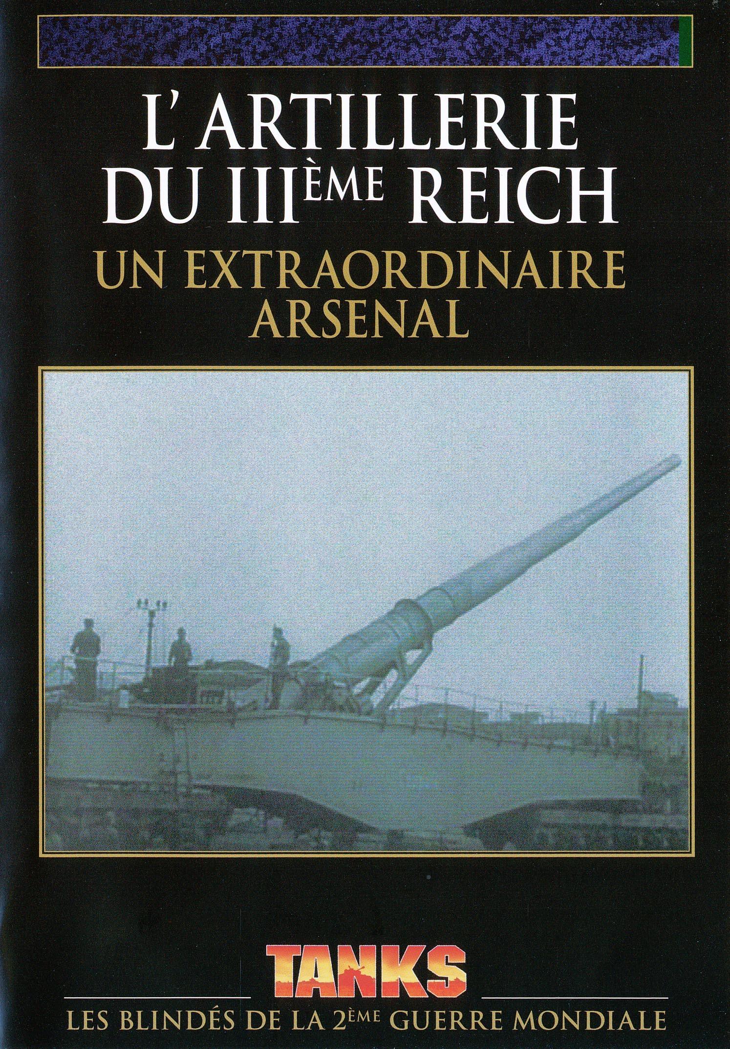 ARTILLERIE DU 3EME REICH - DVD