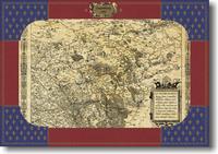LUXEMBOURG EN 1592 EN POCHETTE RIGIDE