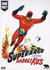 SUPERARGO CONTRE DIABOLIKUS - DVD