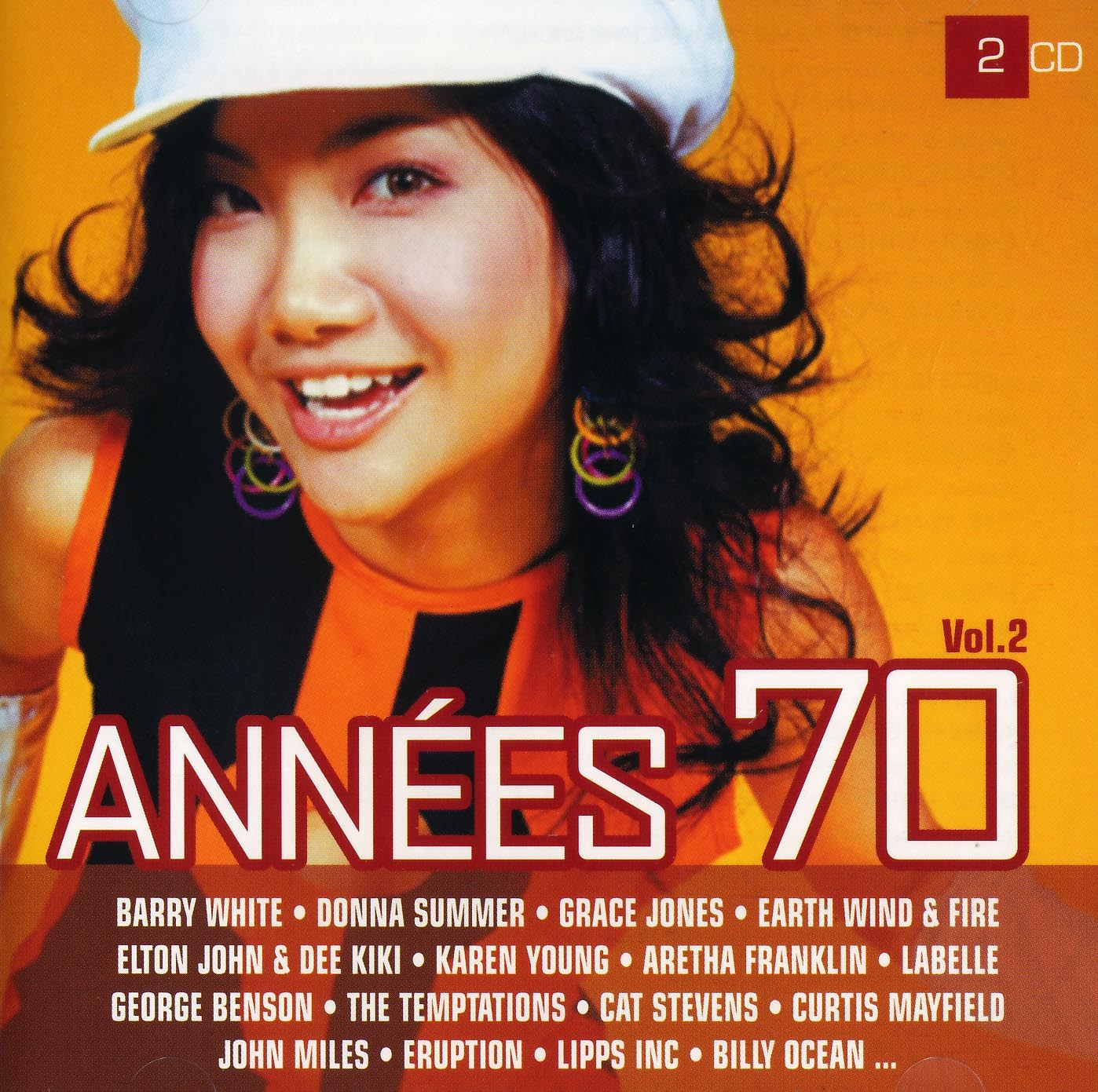 ANNEES 70 VOL2 - 2 CD-COLLECTION TWOGETHER