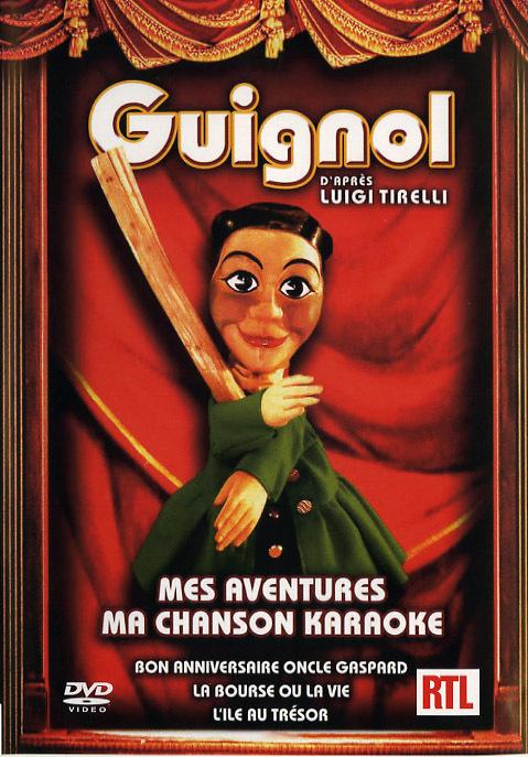 GUIGNOL - DVD