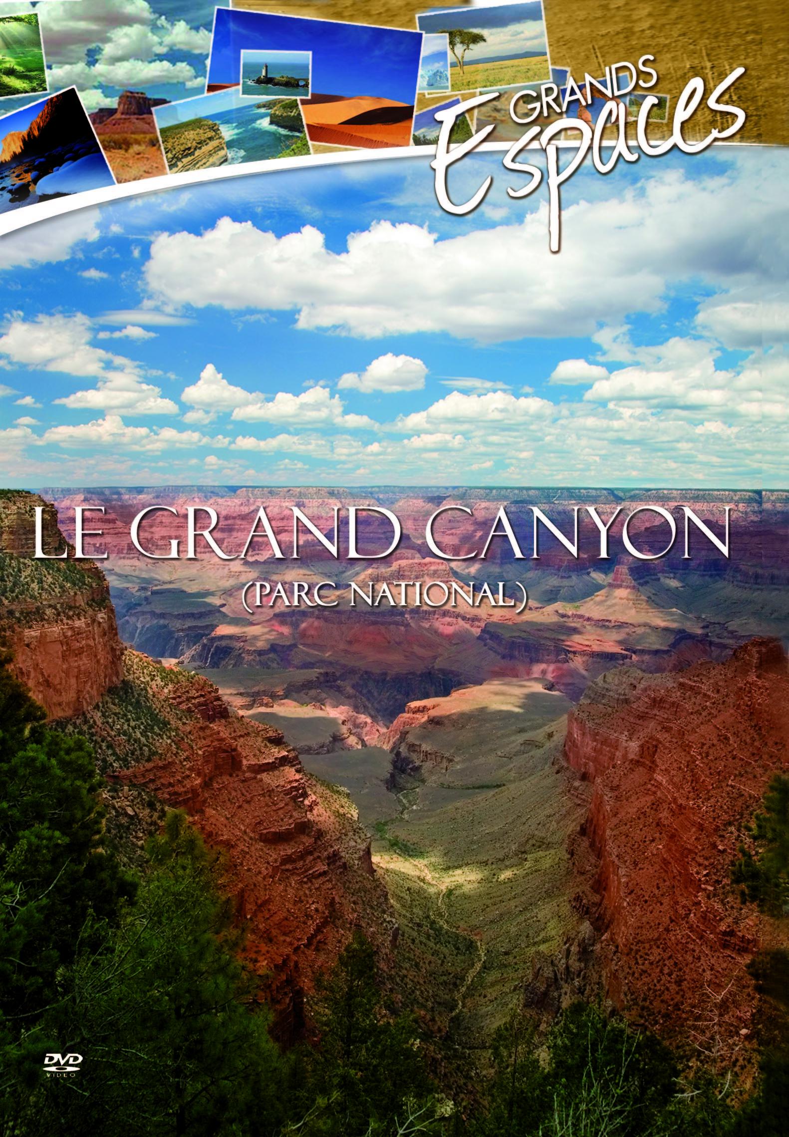 LE GRAND CAYON - DVD  GRANDS ESPACES VOL 2