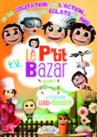 LE P'TIT BAZAR VOL 2 - DVD