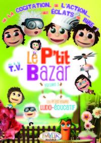 LE P'TIT BAZAR VOL 3 - DVD