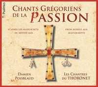 CHANTS GREGORIENS DE LA PASSION
