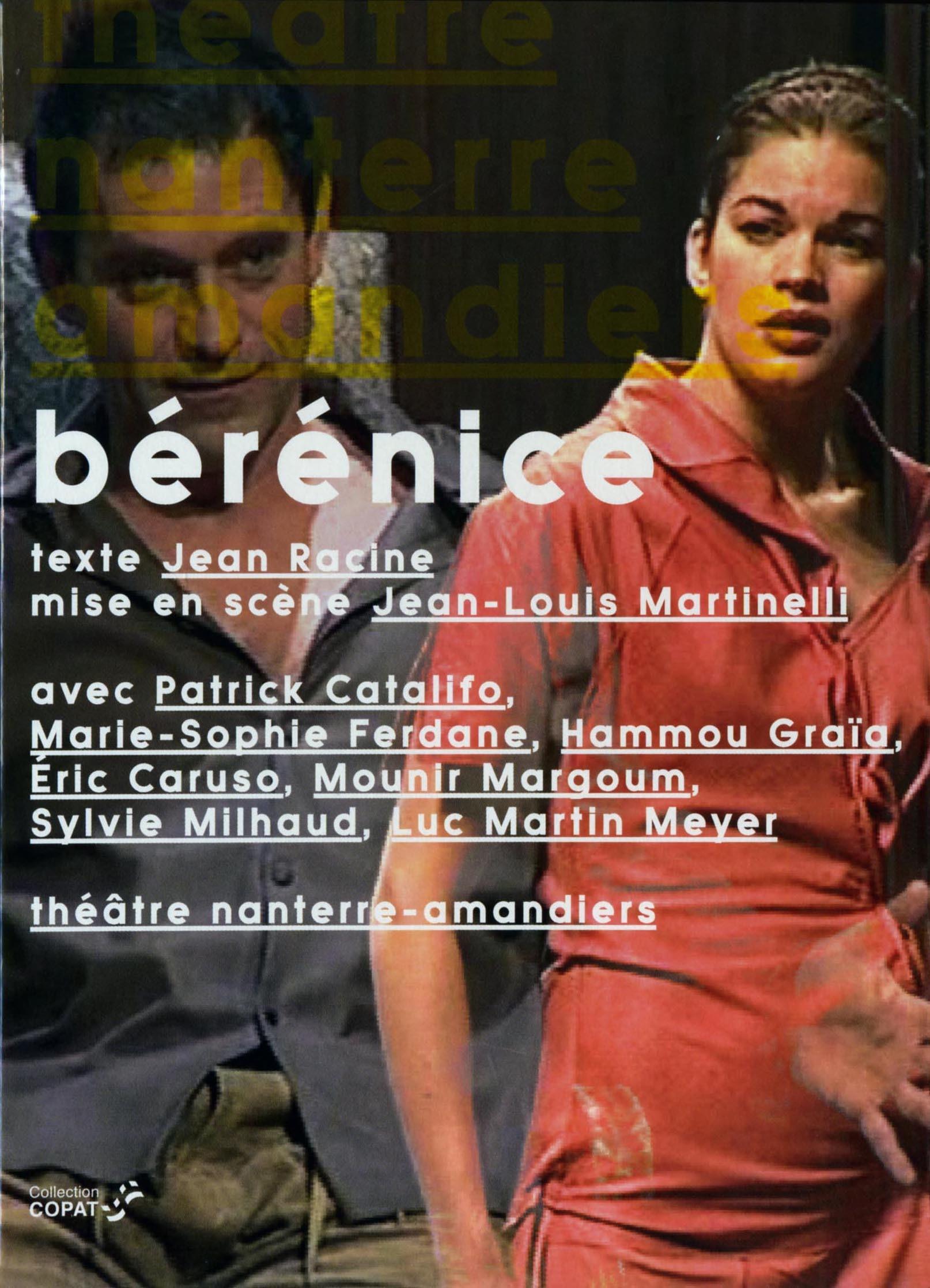 BERENICE - DVD