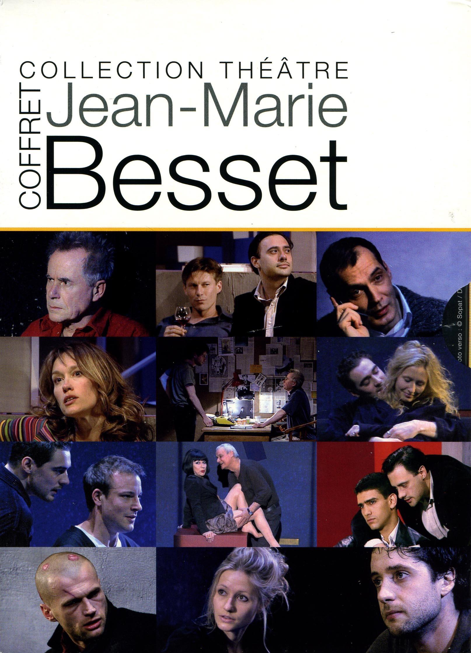JEAN-MARIE BESSET - 4 DVD