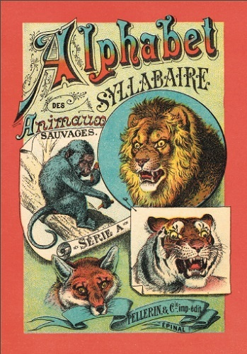 ALPHABET SYLLABAIRE ANIMAUX SAUVAGES