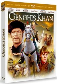 GENGIS KHAN - BLU-RAY