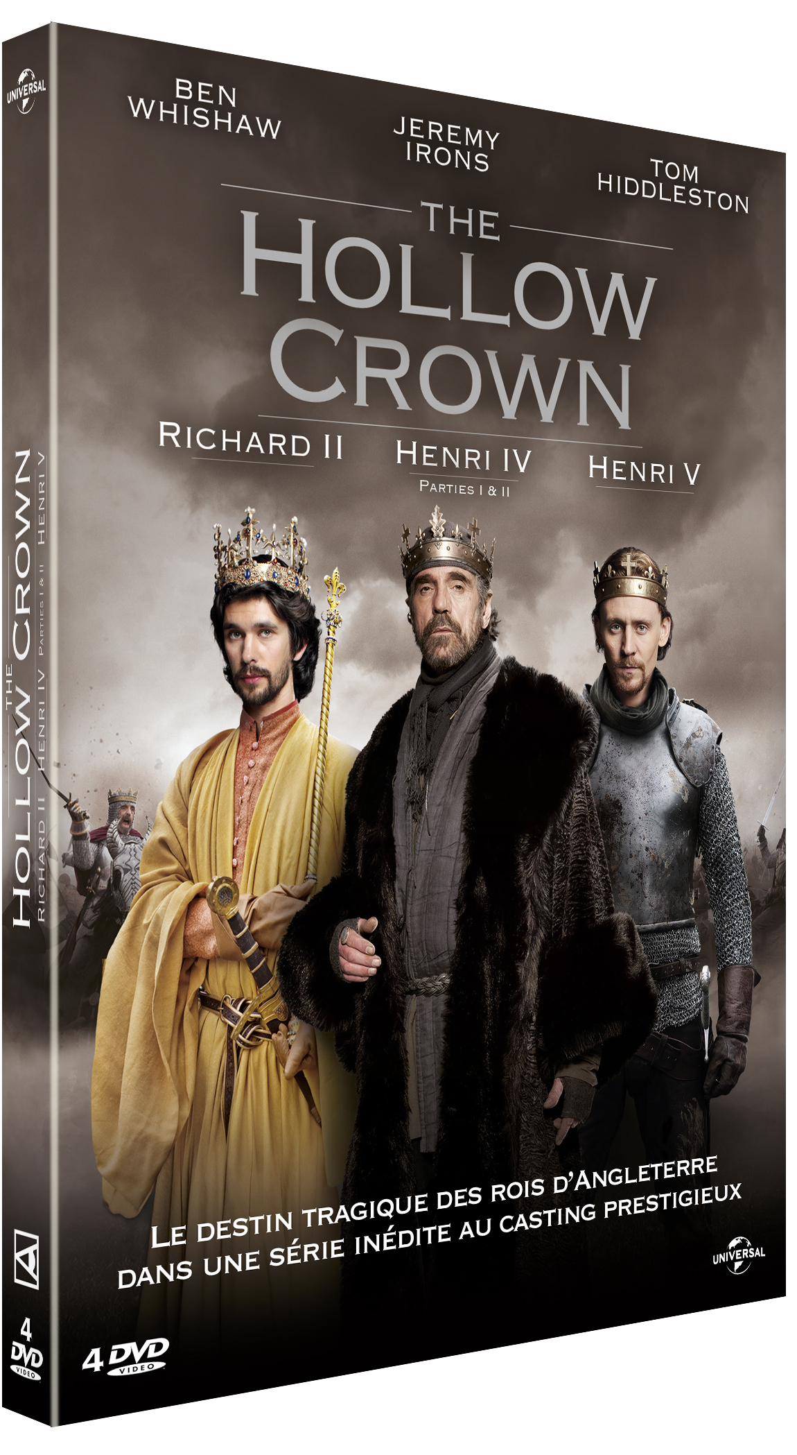 THE HOLLOW CROWN - SAISON 1