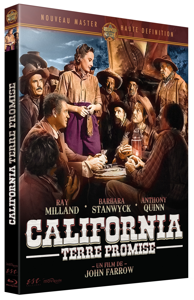 CALIFORNIA TERRE PROMISE - BLU-RAY