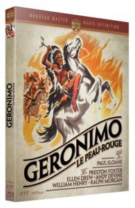 GERONIMO LE PEAU-ROUGE - BLU-RAY