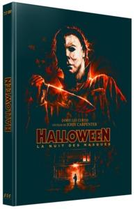 HALLOWEEN EDITION 40EME ANNIVERSAIRE - COMBO 2 BRD + DVD + LIVRET 64 PAGES