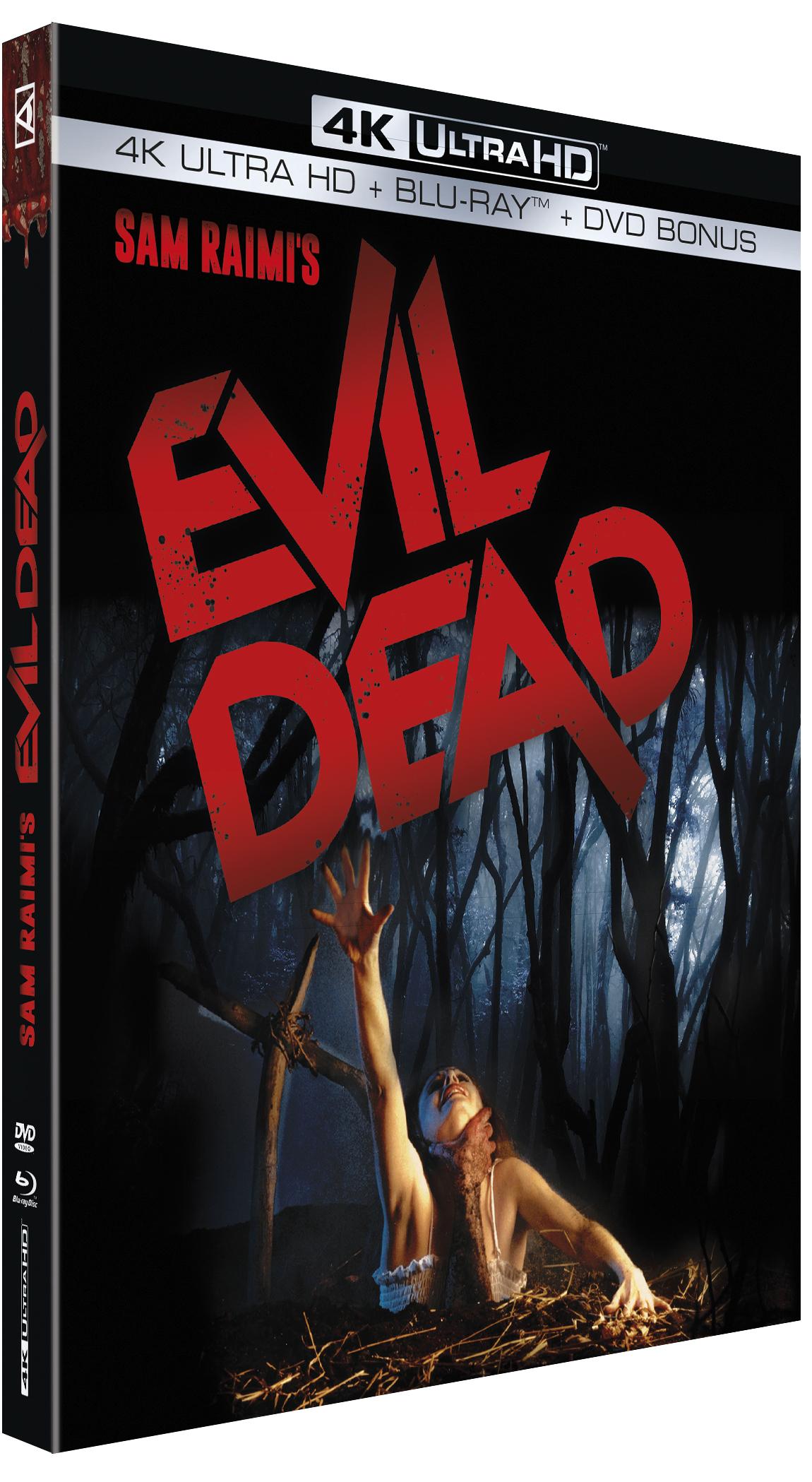 EVIL DEAD - BRD UHD 4K