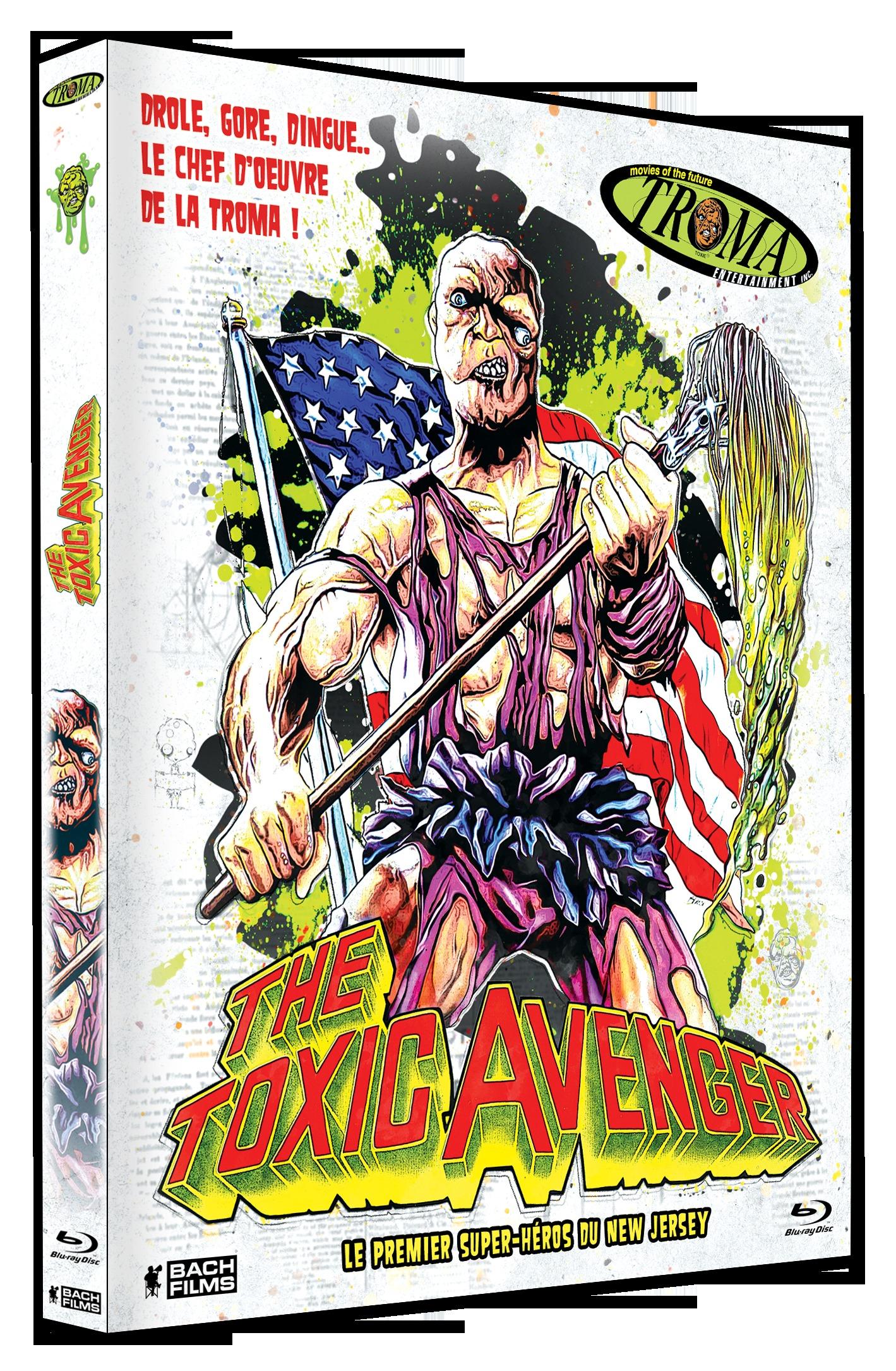 TOXIC AVENGERS - BRD
