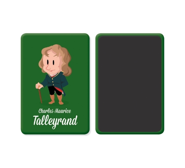 PACK 15 MAGNETS TALLEYRAND
