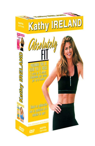 KATHY IRELAND TOTAL - 2 DVD
