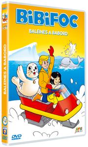 BIBIFOC - BALEINE A BABORD - DVD
