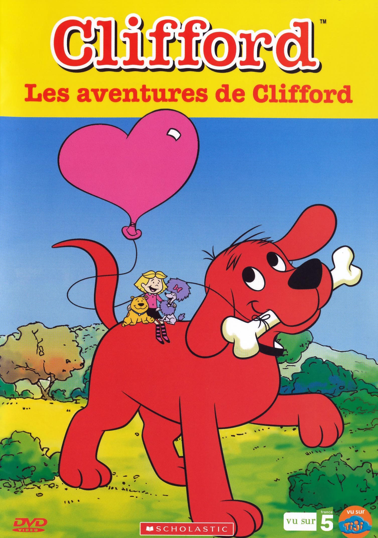 CLIFFORD - LES AVENTURES DE CLIFFORD - DVD