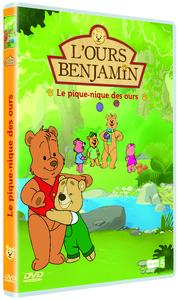 OURS BENJAMIN - LE PIQUE-NIQUE DES OURS - DVD