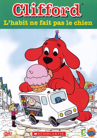 CLIFFORD - L'HABIT NE FAIT PAS LE CHIEN - DVD