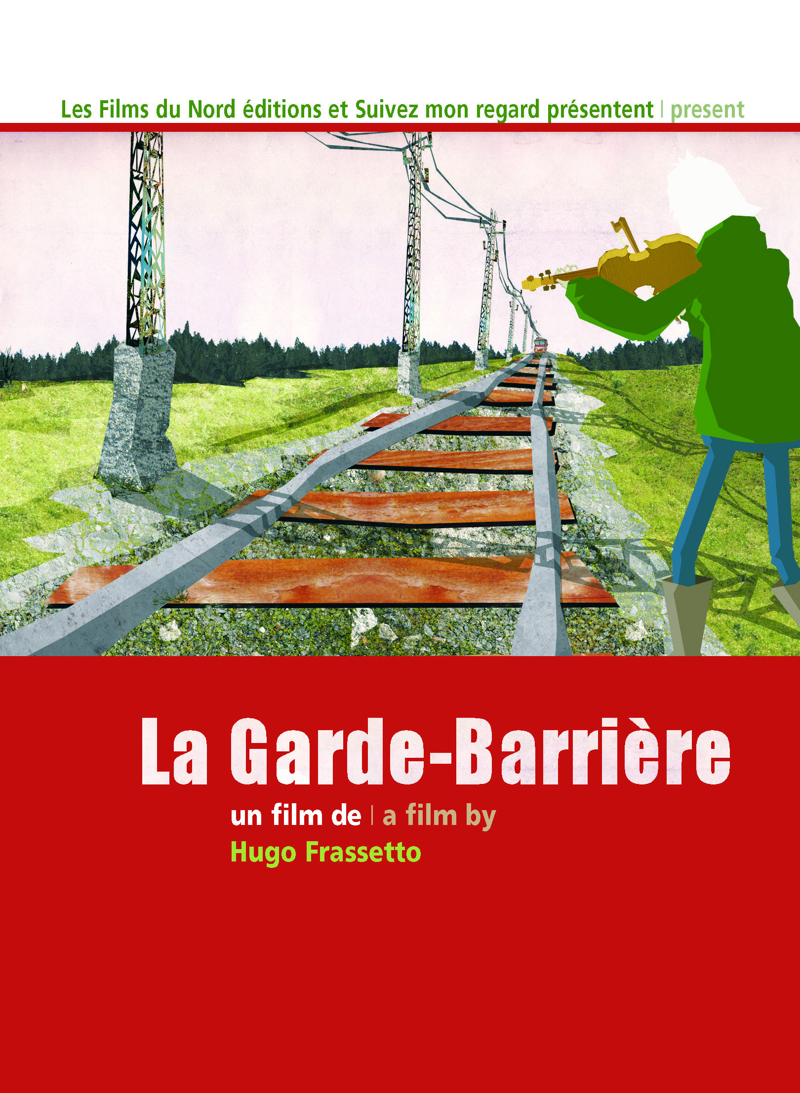 NOR - GARDE BARRIERE (LA) - DVD