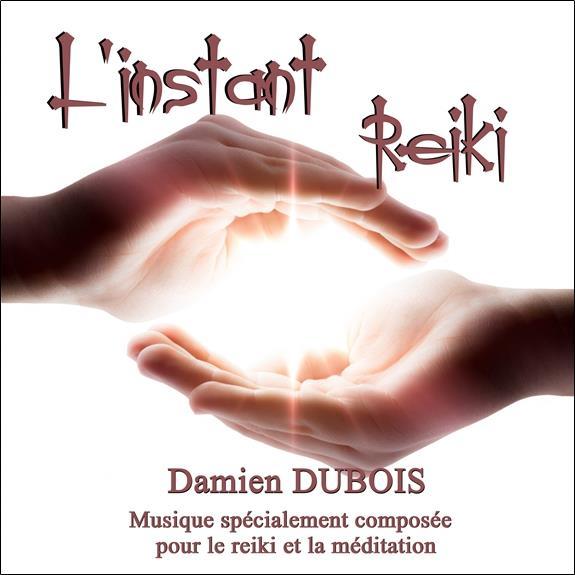 L'INSTANT REIKI - CD - AUDIO