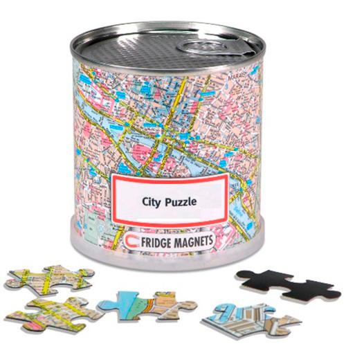CITY PUZZLE LONDRES 100 PIECES MAGNET.