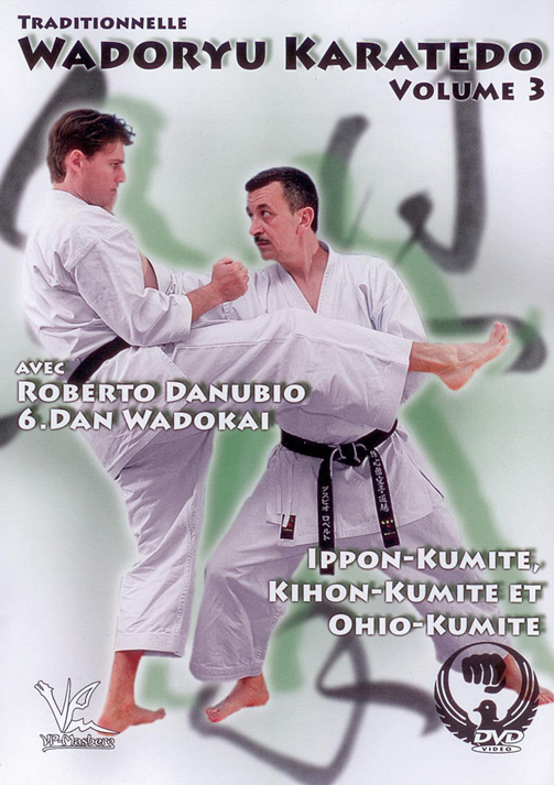 TRADITIONELLE WADORYU KARATE-DO - VOL. 3  KUMITE