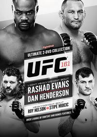 UFC -  161: EVANS VS HENDERSON - 2 DVD