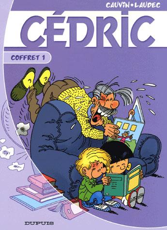 COFFRET CEDRIC NO 1