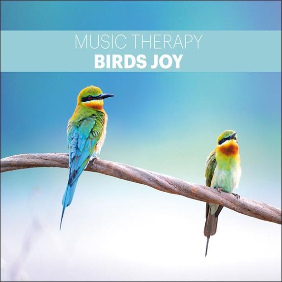 MUSIC THERAPY BIRDS JOY - AUDIO
