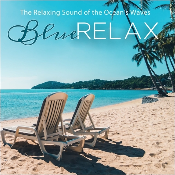 THE RELAXING SOUND OF THE OCEAN'S WAVES - BLUE RELAX - CD - AUDIO
