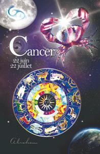 CARTE ZODIAQUE - CANCER