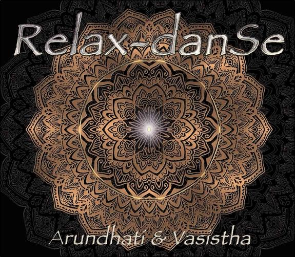 RELAX-DANSE - CD - AUDIO