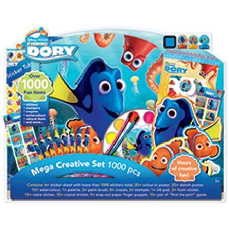 FINDING DORY MEGA 1000 PIECES