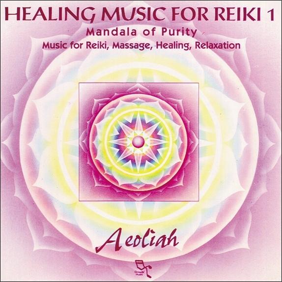 HEALING MUSIC FOR REIKI 1 - AUDIO