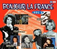 BONJOUR LA FRANCE V2 - 2 CD