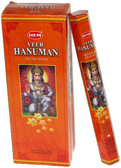 ENCENS HANUMAN - 20 GRS - HEM