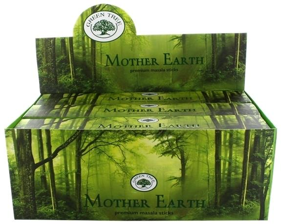 ENCENS GREEN TREE MOTHER EARTH - 15 GRS