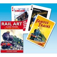 RAIL ART - 55 CARTES