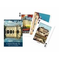 CHATEAUX DE LA LOIRE - 55 CARTES