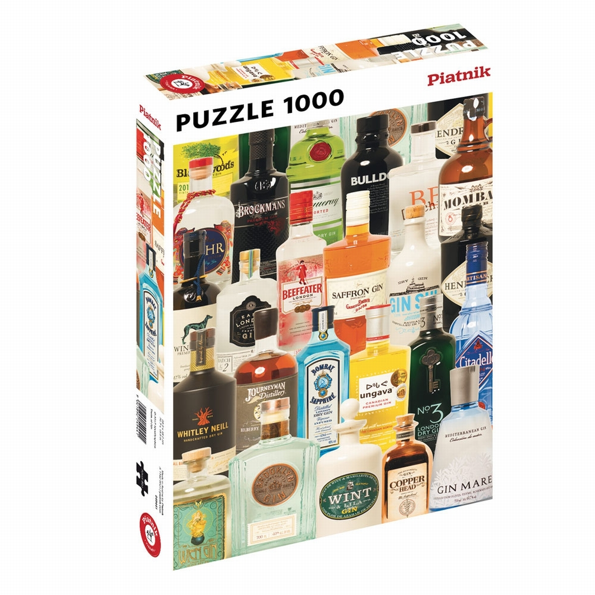 GIN - 1000 PIECES