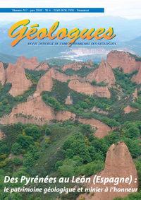 SPECIAL GRAND-OUEST 2 : HYDROGEOLOGIE, AMENAGEMENT ET PATRIMOINE GEOLOGIQUE