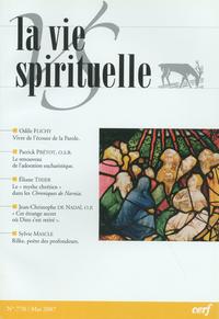 LA VIE SPIRITUELLE N  770